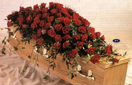 Red Roses (4ft)